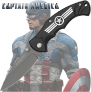 captain america super soldier knife