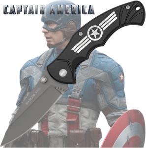 captain america super soldier knife