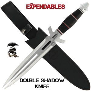 Expendables Double Shadow Knife