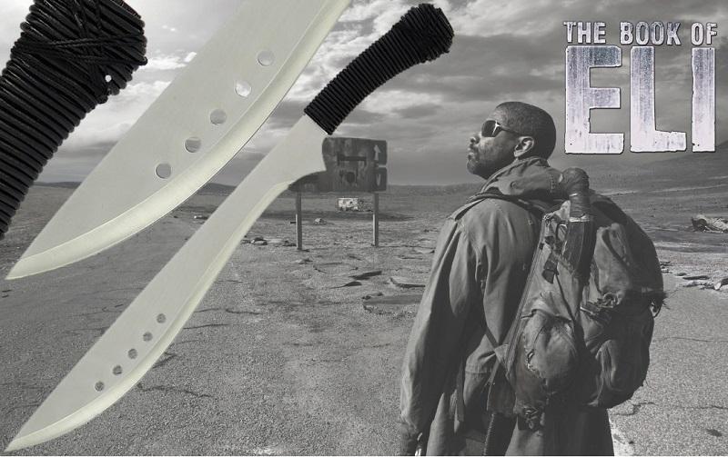 The Book Of Eli Machete