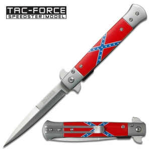 Tac-Force Spring Assisted Flag Stiletto
