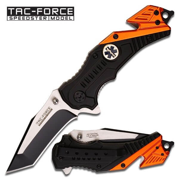 Tac Force Rescue Knife