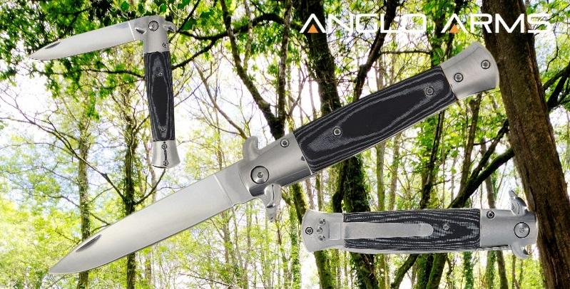 Italian Style Stiletto Lock Knife