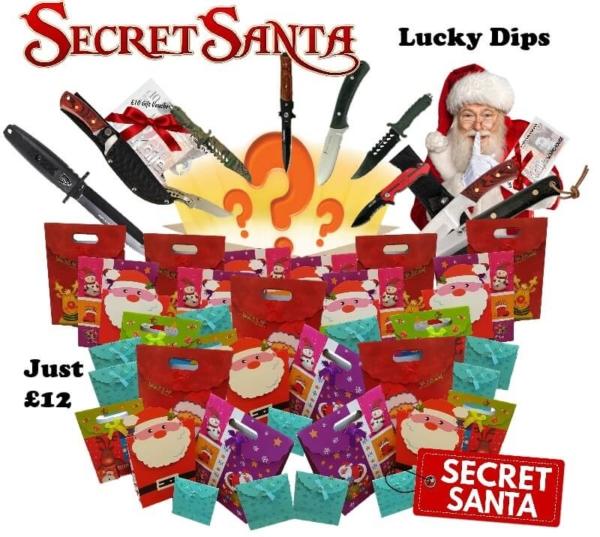Secret Santa Lucky Dip