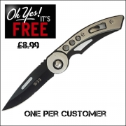 Free White Shark Knife