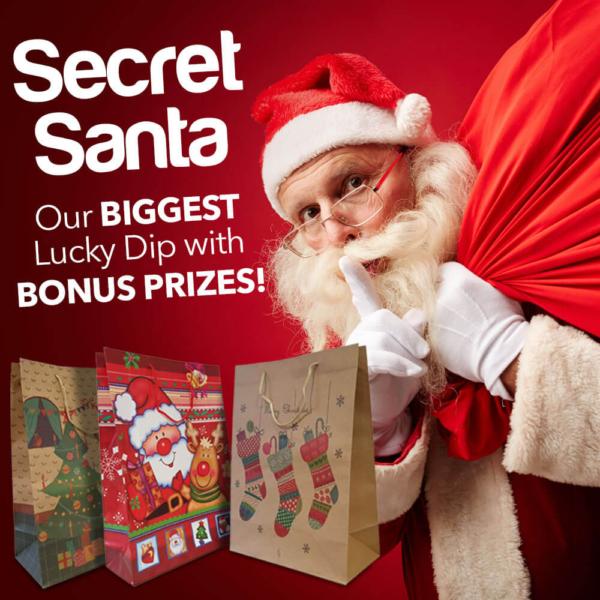 Secret Santa Bonus Prizes