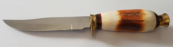 Bespoke Antler Handle Knife