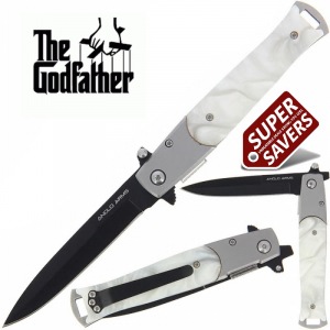 Godfather Stiletto Knife