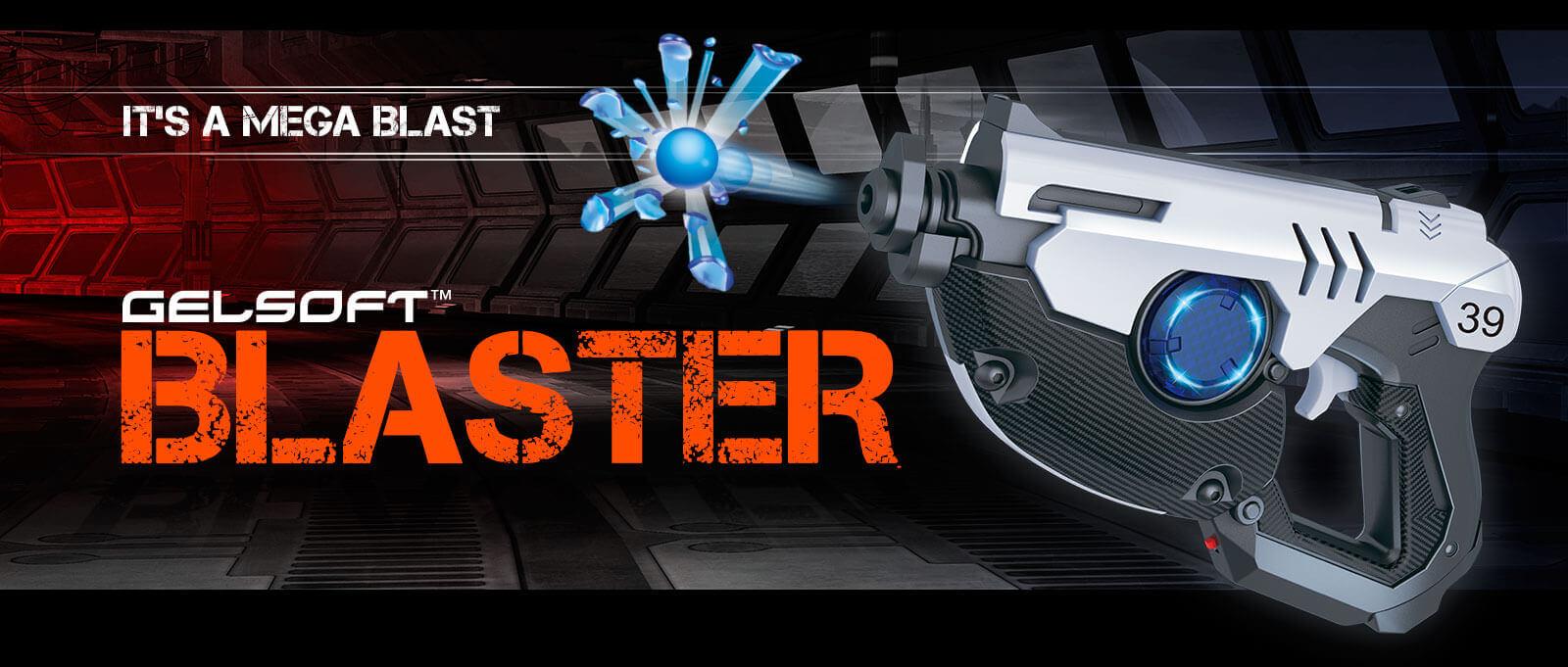 Gelsoft blaster gunv