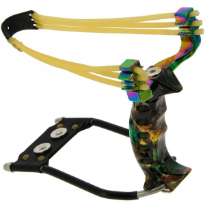 High Velocity Rainbow Slingshot