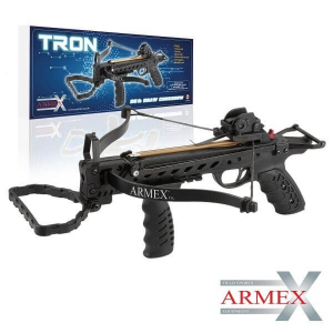 80lb Tron Tactical Grip Pistol Crossbow