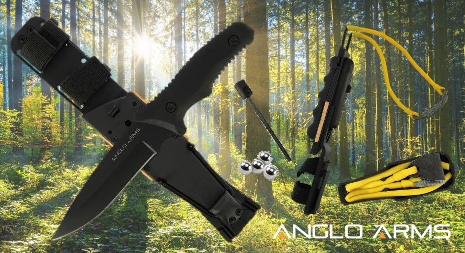 Anglo Arms Bushcraft Catapult Knife