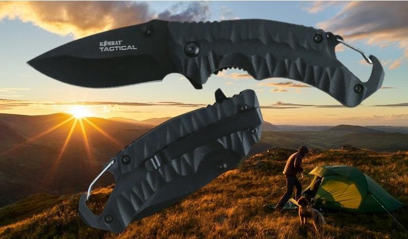 Gator Elite Lock Tactical Knife