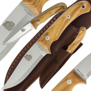 Los Olivos Oryx Olive Wood Knife