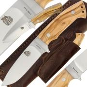 Los Olivos Volcano Olive Wood Knife