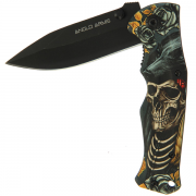 Anglo Arms Tattoo Style Lock Knife