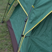 Pop up tent green