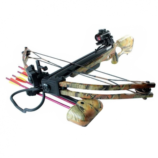 Stealth Compound Crossbow