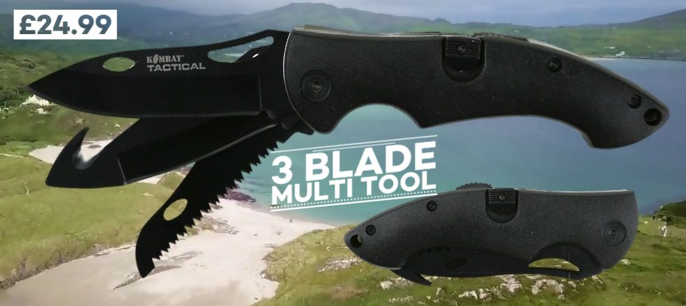 Blade Multi Tool Knife