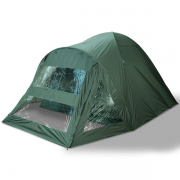NGT Domed 2 Man Double Skinned Bivvy