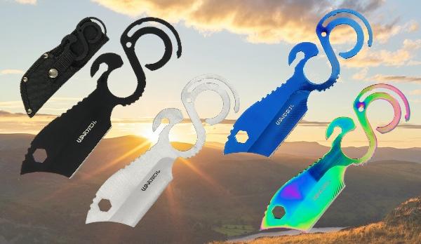 Wartech Multi Tool Knife Banner