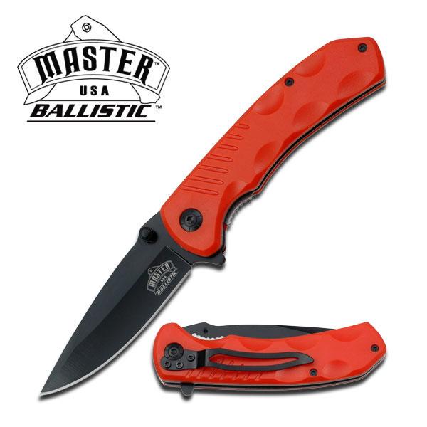 MASTER USA MU-A002OE SPRING ASSISTED KNIFE