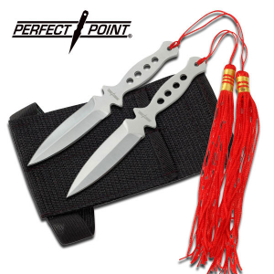 Perfect Point Double Throwing Knife Set