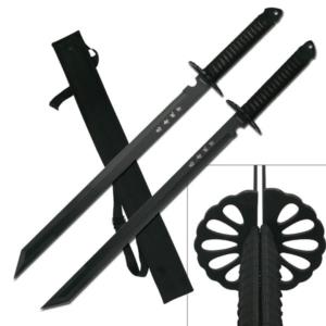 Twin Ninja Swords