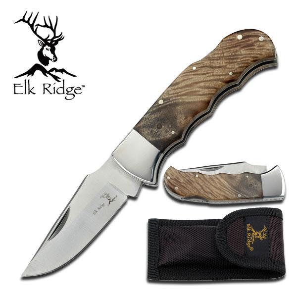 Elk Ridge Gentleman's Knife