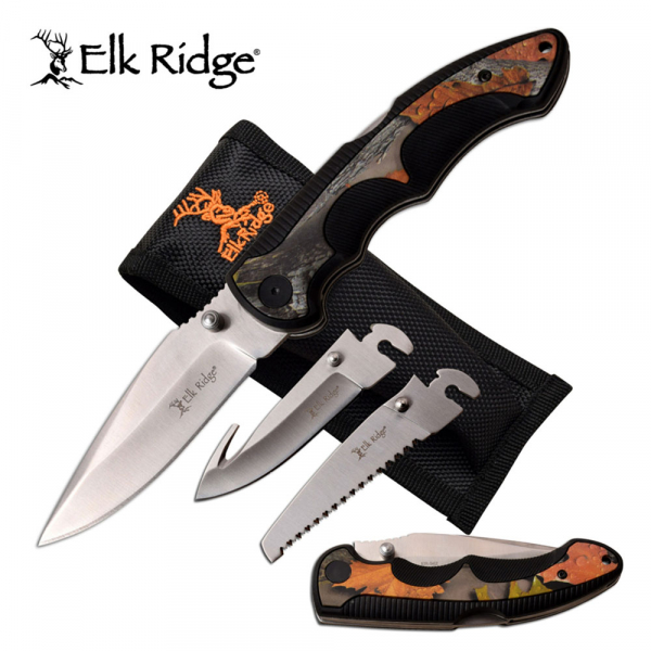 Elk Ridge Manual Folding Knife
