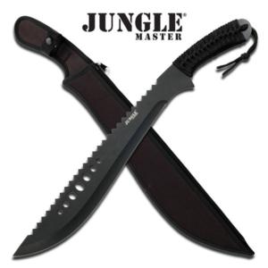 """Jungle Master Machete 21"""" Overall"""