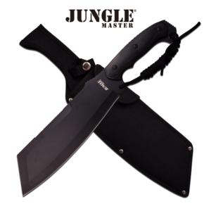 """Jungle Master Machete 15.75"""" Overall"""