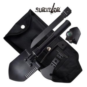 Survivor 5 In 1 Multi Purpose Tool