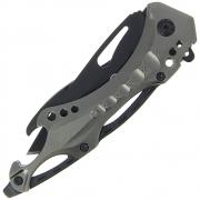 Golan All-Black Folding Knife