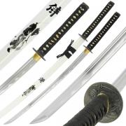 Samurai Handmade Single Sword 'Ninja'